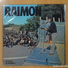 Discos de vinilo: RAIMON - CAMPUS DE BELLATERRA - GATEFOLD - LP. Lote 115021794
