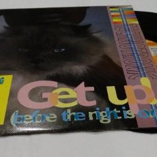 Discos de vinil: GET UP! - BEFORE THE NIGHT IS OVER LP 1990 TECHNOTRONIC ?. Lote 115028171