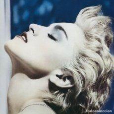 Discos de vinilo: MADONNA - TRUE BLUE (+ POSTER) [VINILO] NUEVO Y PRECINTADO. Lote 115029687