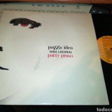 Discos de vinilo: PATTY PRAVO LP PAZZA IDEA -UNA LOCURA- ESPAÑA 1973. EN PERFECTO ESTADO. Lote 115030623