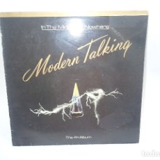 Discos de vinilo: MODERN TALKING IN THE MIDDLE OF NOWHERE. Lote 115030699
