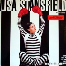 Discos de vinilo: LISA STANSFIELD, WHAT DID I DO TO YOU? MAXI-SINGLE GERMANY 1990. Lote 115055531