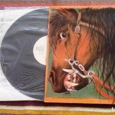 Disques de vinyle: CRIN DE CRINES - HA SIDO MARAVILLOSO CARIÑO - LP OHIUKA 1992 CON ENCARTE LETRAS. Lote 115060067