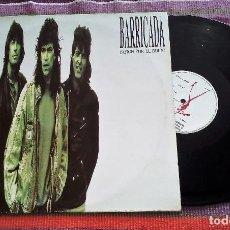Discos de vinilo: BARRICADA PASIÓN POR EL RUIDO LP POLYGRAM 1989 . Lote 115060891