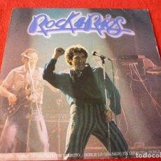 Discos de vinilo: (XM)DISCO-ROCK&RIOS LIVE(MIGUEL RIOS)-DOBLE L.P.EDICIÓN 1982-POLYDOR. Lote 115067295