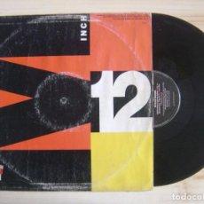 Discos de vinilo: CRYSTAL WATERS - GYPSY WOMAN - MAXISINGLE 45 - 1991 MERCURY. Lote 115070291