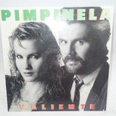 Discos de vinilo: PIMPINELA VALIENTE. Lote 115076851