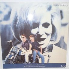 Discos de vinilo: PET SHOP BOYS WITH DUSTY SPRINGFIELD WHAT HAVE I DONE TO RESERVE THIS ?. Lote 115088307