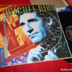 Disques de vinyle: MIGUEL RIOS EL AÑO DEL COMETA LP 1986 POLYDOR EDICION ESPAÑOLA SPAIN. Lote 115098951