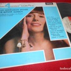 Discos de vinilo: RONNIE ALDRICH LOS MAGNIFICOS PIANOS DE RONNIE ALDRICH LP 1963 DECCA EDICION ESPAÑOLA SPAIN. Lote 115101531