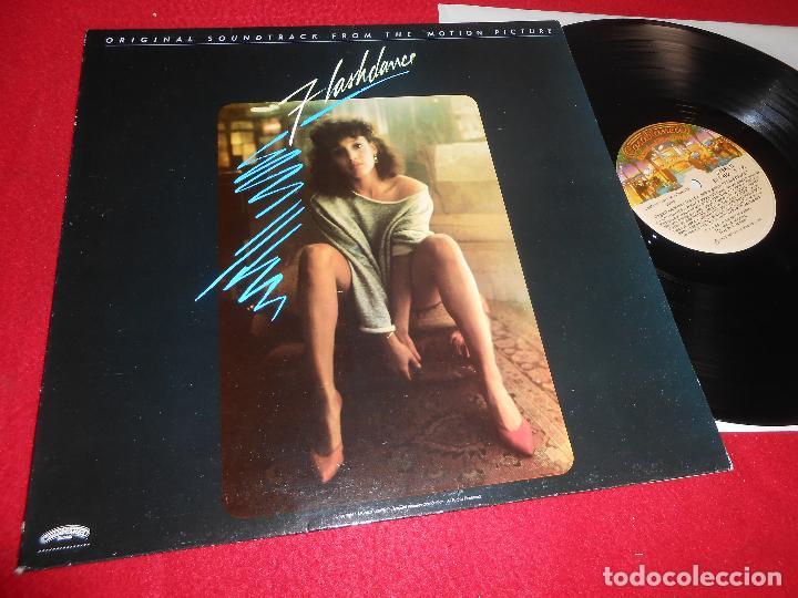 FLASHDANCE BSO OST LP 1983 CASABLANCA EDICION ESPAÑOLA SPAIN (Música - Discos - LP Vinilo - Bandas Sonoras y Música de Actores )