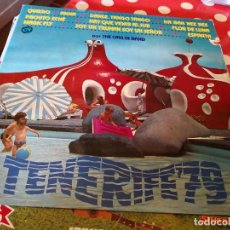 Discos de vinilo: TENERIFE 79 CARLIN BAND SPAIN LP. Lote 115104303