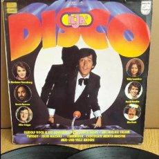Discos de vinilo: ILJAS DISCO / VARIOS ARTISTAS / DOBLE LP-GATEFOLD - PHILIPS-GERMANY / MBC. ***/*** DIFÍCIL.. Lote 115115127