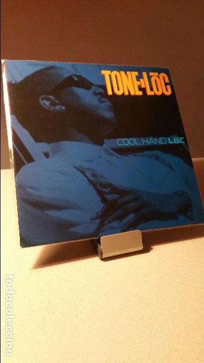 TONE LOC COOL HAND LOC LP (Música - Discos de Vinilo - EPs - Rap / Hip Hop)