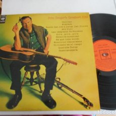 Discos de vinilo: PETE SEEGER'S-LP GREATEST HITS. Lote 115117139