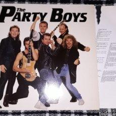 Discos de vinilo: THE PARTY BOYS - THE PARTY BOYS. Lote 115124651