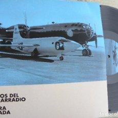 Discos de vinilo: IDOLOS DEL EXTRARRADIO , SIERRA NEVADA -LP 2012 -BUEN ESTADO. Lote 115124999