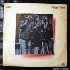 Discos de vinilo: BEATLES:LOS SHAKERS URUGUAY-OPA(FATTORUSO)MAGIC TIME-PROGRESSIVE MUSIC L.P-ESENCIAL COLECCIONISTAS. Lote 115127235