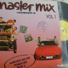 Discos de vinilo: HOMBRES G -MASTER MIX VOL. 1 -MAXI 1987 -BUEN ESTADO. Lote 115127271