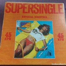 Discos de vinilo: RHYZE – RHYZE TO THE TOP. Lote 115133859