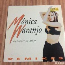Discos de vinilo: MONICA NARANJO,,EXTENDER EL AMOR REMIXES,,. Lote 115149579