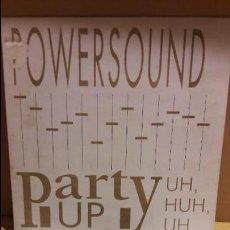 Discos de vinilo: POWERSOUND / PARTY UP - UH HUH UH / MAXI-SG / EPOCCA MUSIC - 1994 / MBC. **/***. Lote 115165119