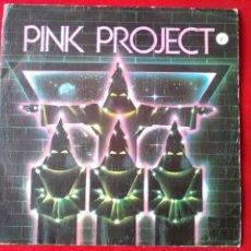 Discos de vinilo: VINILO DE PINK PROYECT Y DOS ÉXITOS DE LOS AÑOS 80. Lote 115174611
