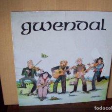 Discos de vinilo: GWENDAS - LP 1978 FABRICADO EN ESPAÑA . Lote 115175551
