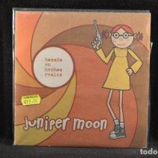Discos de vinilo: JUNIPE MOON - BASADO EN HECHOS REALES - 16 DE SEPTIEMBRE +3 - EP. Lote 115176587