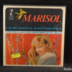 Discos de vinilo: MARISOL - CANCIONES NAVIDEÑAS - REPIQUEN LAS CAMPANAS +3 - EP. Lote 115176811