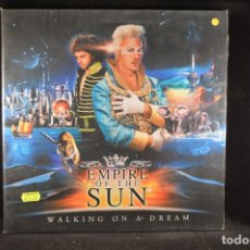 Discos de vinilo: EMPIRE OF THE SUN - WALKING ON A DREAM - LP. Lote 115181463