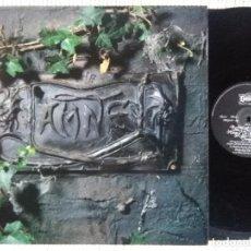 Discos de vinilo: THE DAMNED - '' THE BLACK ALBUM '' 2 LP ORIGINAL 1ST PRESSING 1980 UK. Lote 115181867