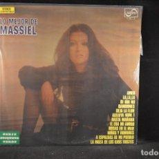 Discos de vinilo: MASSIEL - LO MEJOR DE MASSIEL - LP. Lote 115182847
