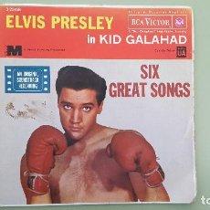 Discos de vinilo: VINILO ELVIS PRESLEY KID GALAHAR. 3-20458. AÑO 1962.. Lote 115186731