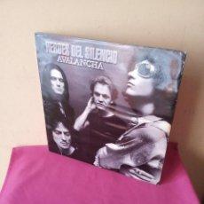 Discos de vinilo: HEROES DEL SILENCIO - AVALANCHA - PRIMERA EDICION 1995 - IMPORTANTE LEER DESCRIPCION Y VER FOTOS. Lote 115188535