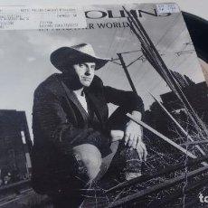 Discos de vinilo: SINGLE (VINILO) DE PAUL COLLINS AÑOS 90. Lote 115189191