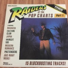 Discos de vinilo: RAIDERS OF THE POP CHARTS,,PARTE 1. Lote 115197175