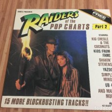 Discos de vinilo: RAIDERS OF THE POP CHARTS ,,PARTE 2. Lote 115197375