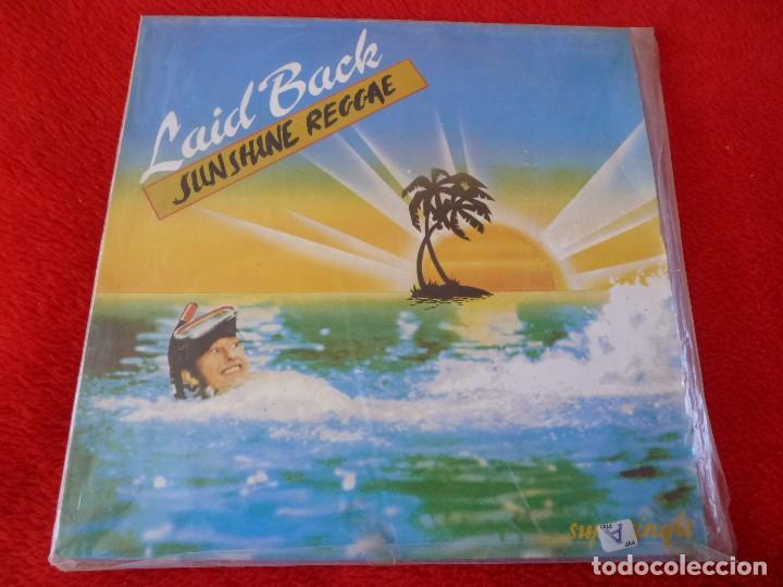 Discos de vinilo: (XM)DISCO-SUNSHINE REGGAE(LAID BLACK)-SUPERSINGLE EDICIÓN 1983. - Foto 1 - 115201683