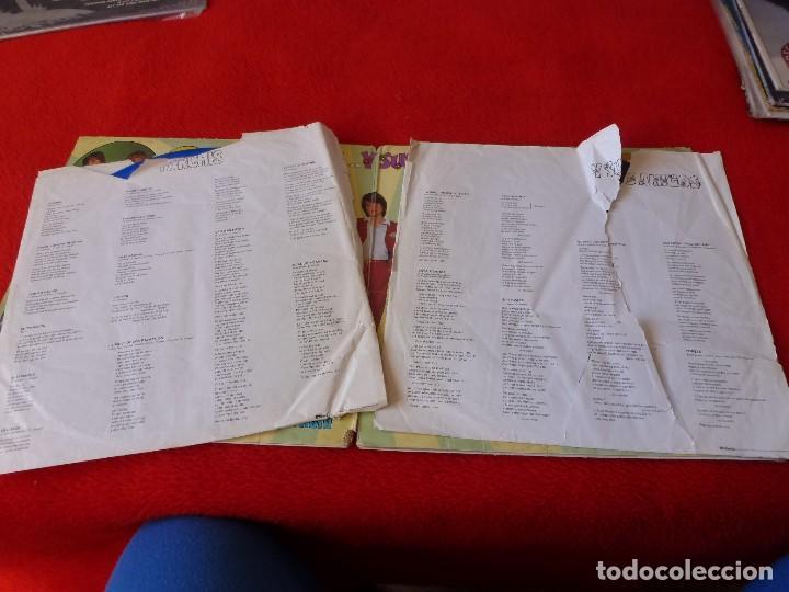 Discos de vinilo: (XM)DISCO-PARCHIS Y SUS AMIGOS-DOBLE L.P. EDICIÓN 1981 - Foto 4 - 115202263