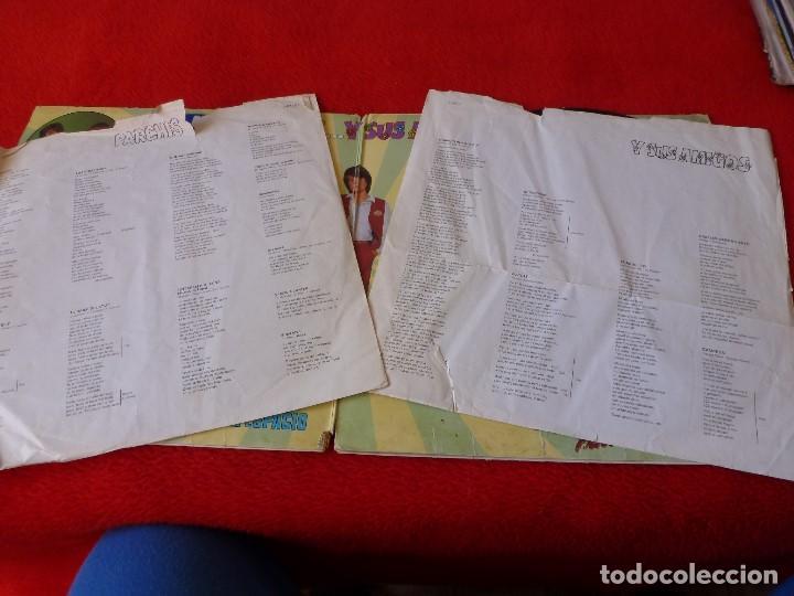 Discos de vinilo: (XM)DISCO-PARCHIS Y SUS AMIGOS-DOBLE L.P. EDICIÓN 1981 - Foto 5 - 115202263