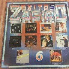 Discos de vinilo: EXITOS ZAFIRO,,OBUS ,LEÑO,BARON ROJO,THE KORGIS,,ETC.... Lote 115206187