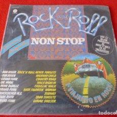 Discos de vinilo: (XM)-DISCO-ROCK AND ROLL NON STOP-VIAJANDO EN ROCK. Lote 115211563