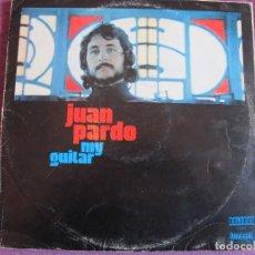 Dischi in vinile: LP - JUAN PARDO - MY GUITAR (SPAIN, DISCOS OPRLADOR 1973). Lote 115219159