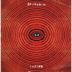 Discos de vinilo: STELTSKIN - INSIDE (2 VERSIONES) / AMERICA - LP 1994. Lote 115225111