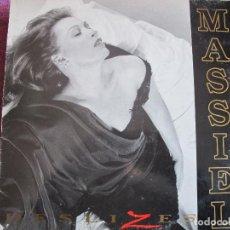 Discos de vinilo: LP - MASSIEL - DESLIZES (SPAIN, DISCOS ZAFIRO 1990). Lote 115225623