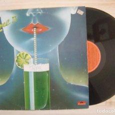 Discos de vinilo: LIME II - LP ESPAÑOL 1982 - POLYDOR. Lote 121876396