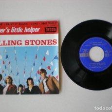 Discos de vinilo: THE ROLLING STONES - LADY JANE + 3 - DECCA 457122 - EDITADO EN FRANCIA. Lote 115230099