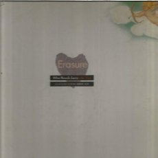 Discos de vinilo: ERASURE WHO NEEDS. Lote 175499658