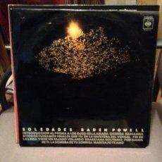 Discos de vinilo: BADEN POWELL SOLEDADES, BOSSA NOVA, VINICIUS DE MORAES, A.J.JOBIM, . Lote 115241055